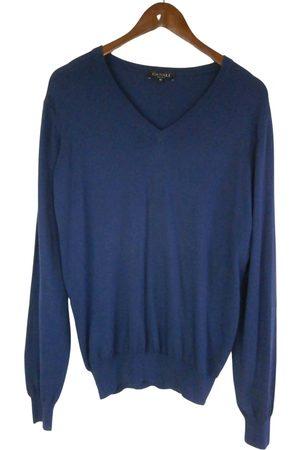 CANALI Navy Cotton Knitwear & Sweatshirts