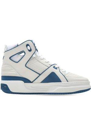 JUST DON Men Sneakers - High Top Leather Sneakers