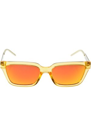 Gucci Men Square - & Star Square Acetate Sunglasses