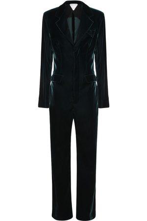 Bottega Veneta Tailored Velvet Jumpsuit