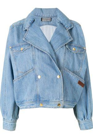 Amapô Women Denim Jackets - Vanessa Rozan denim jacket