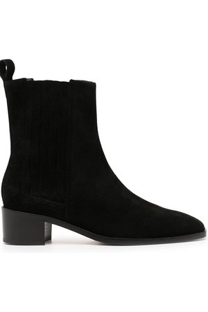 Aeyde Women Chelsea Boots - Neil suede Chelsea boots
