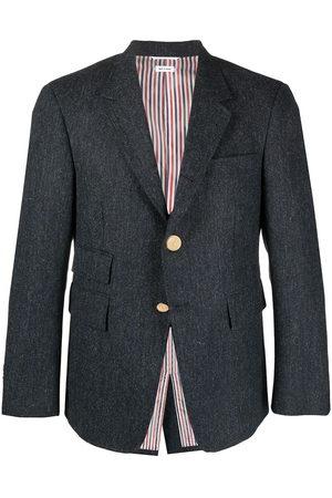 Thom Browne Men Blazers - Single-breasted blazer jacket