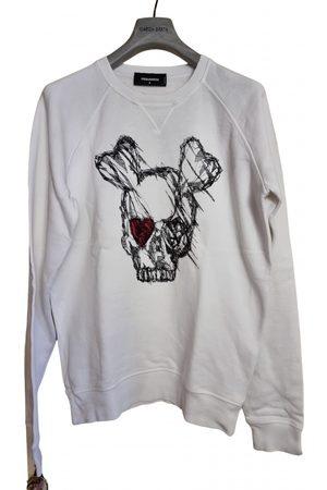 Dsquared2 Men Sweatshirts - Cotton Knitwear & Sweatshirt