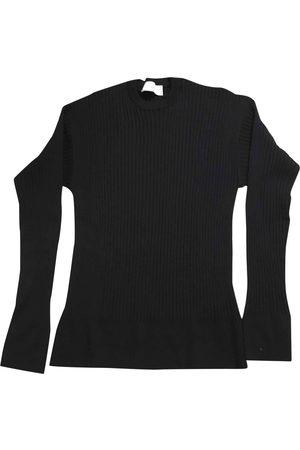 Ami Navy Wool Knitwear & Sweatshirts