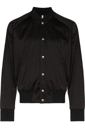 Sunflower Men Bomber Jackets - Dance button-up bomber jacket