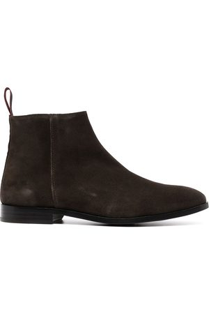 Paul Smith Suede Chelsea boots