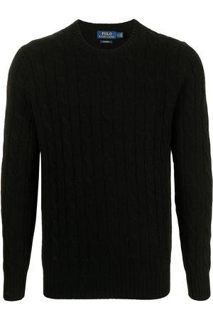 Polo Ralph Lauren Crew-neck cable-knit jumper
