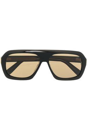 Dunhill Men Aviators - Aviator-frame sunglasses