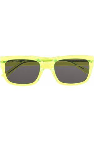 Balenciaga Sunglasses - Flat D-frame sunglasses