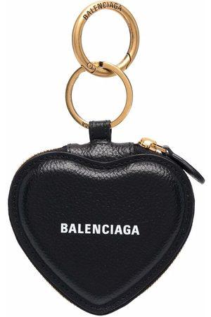 Balenciaga Cash heart mirror case