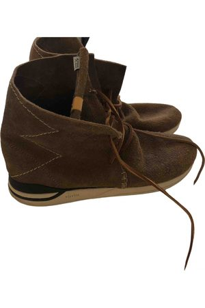VISVIM Men Boots - Suede Boots