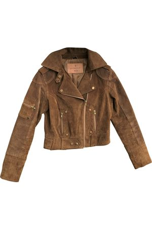 GOOSECRAFT Suede Leather Jackets