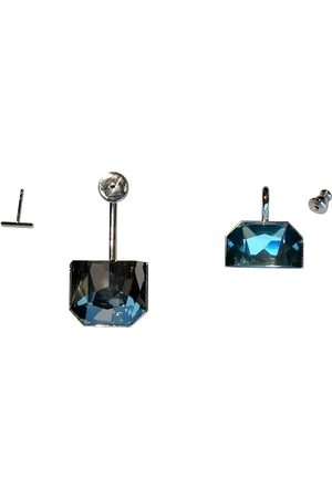 Dior Turquoise Crystal Earrings
