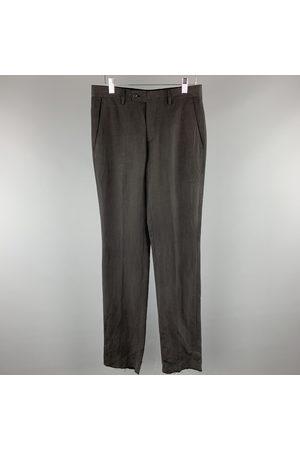 John Varvatos Linen trousers