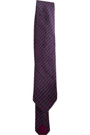 Hermès Men Neckties - Silk tie