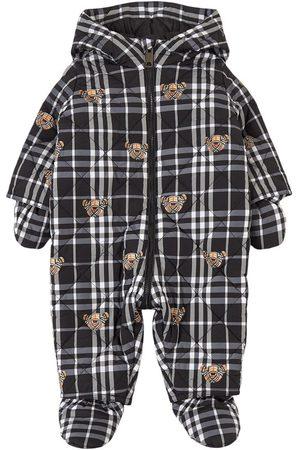 Burberry Kids - River Bear Snowsuit - Unisex - 6 months - - Snowsuits and bunting