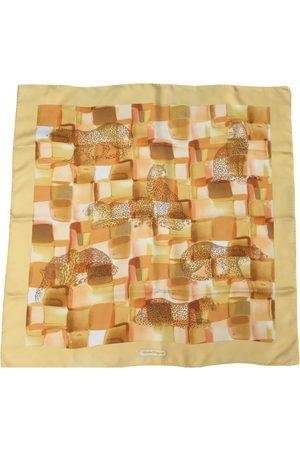 Salvatore Ferragamo Silk Scarves
