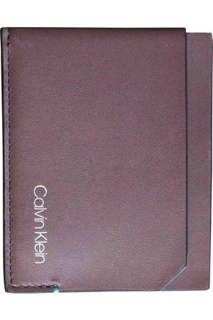 Calvin Klein Leather Small Bags\, Wallets & Cases