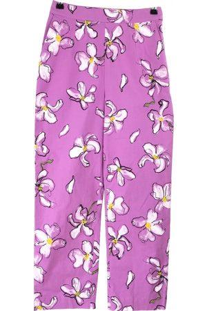 ISA ARFEN Cotton Trousers