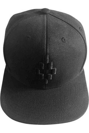 MARCELO BURLON Cotton Hats & Pull ON Hats