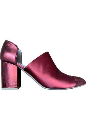 Miista Women High Heels - Leather heels