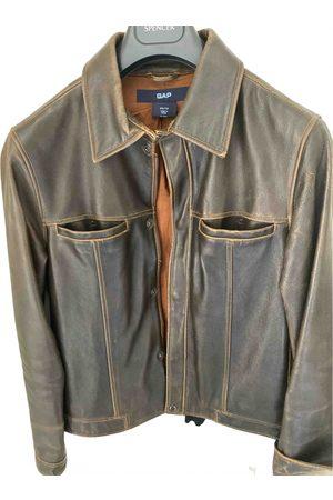 GAP Men Leather Jackets - Leather Jackets