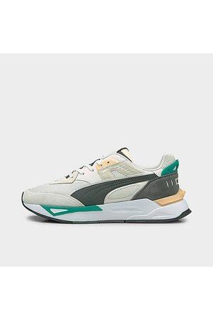 PUMA Men Casual Shoes - Men's Mirage Sport Remix Casual Shoes Size 7.0 Leather/Suede