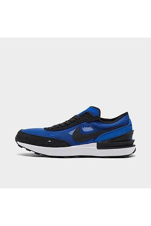 Nike Big Kids' Waffle One Casual Shoes in / /Racer Size 4.0 Suede