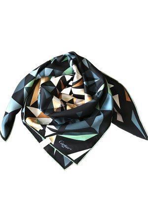 Cartier Multicolour Silk Scarves