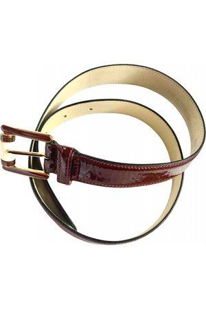 VALENTINO GARAVANI Patent leather belt