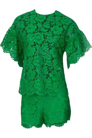 VALENTINO GARAVANI Cotton Jumpsuits