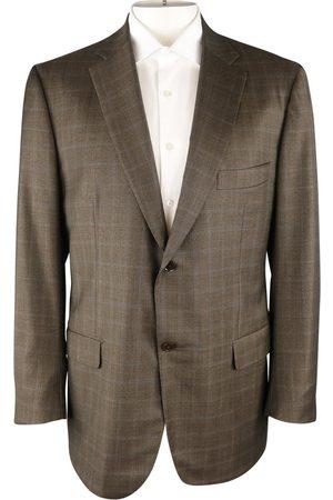 ISAIA Men Suits - Wool suit