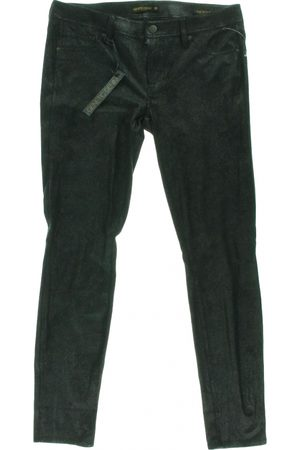 Genetic Denim Polyester Jeans