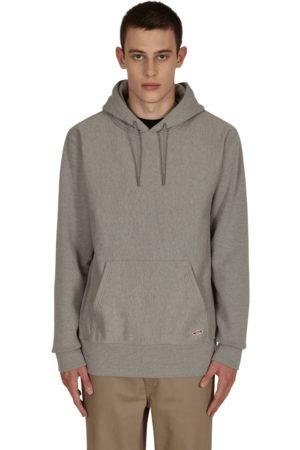 Vans Og basic hooded sweatshirt CEMENT HEATHER S