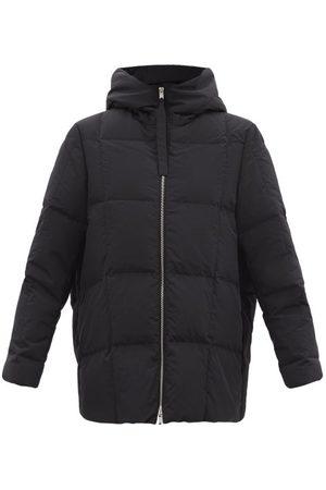 Jil Sander Longline Down-filled & Padded Hooded Coat - Womens