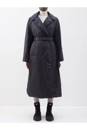 Moncler Lauzee Padded-nylon Down Coat - Womens