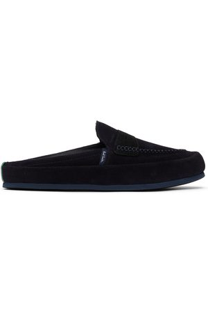 Paul Smith Navy Nemean Slip-On Loafers