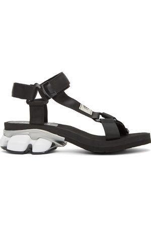 Miharayasuhiro Sneaker Heel Belted Sandals
