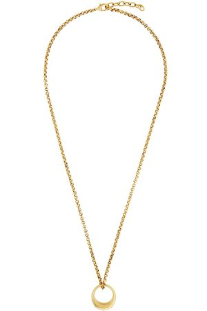 Dsquared2 Gold Karma Necklace