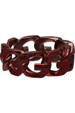 Givenchy Men Rings - Pink Chain Ring