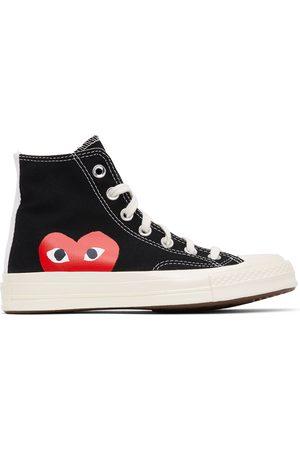 Comme des Garçons Converse Edition Half Heart Chuck 70 High Sneakers