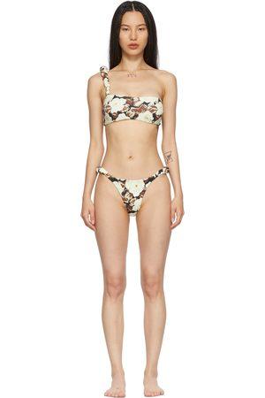 SIR Beige & Brown Carlo Bikini