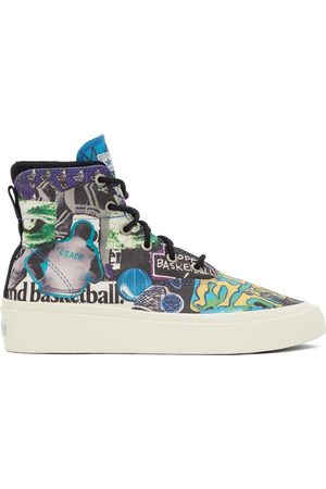Converse Multicolor Beat the World Skidgrip High Sneakers