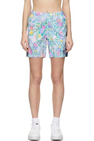 Noah NYC Multicolor adidas Originals Edition Floral Shorts