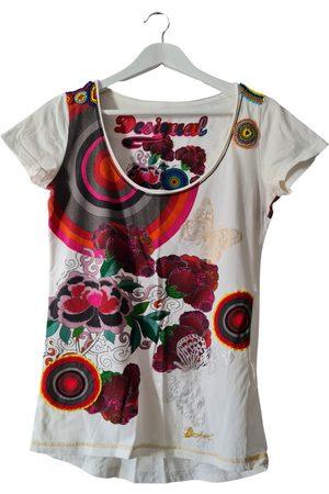 Desigual Multicolour Cotton Top