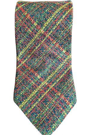 Missoni Men Neckties - Multicolour Silk Ties