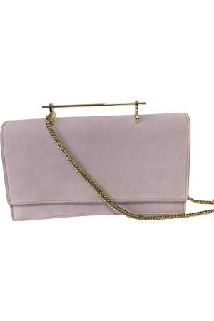M2MALLETIER Suede Handbags