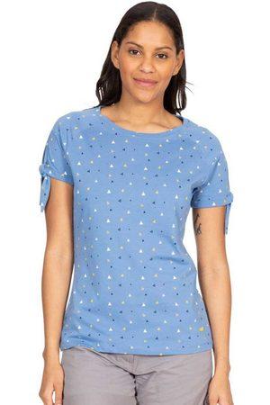 Trespass Penelope Short Sleeve T-shirt M Denim Triangle
