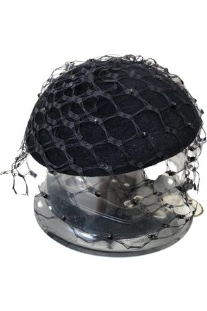 Philip Treacy Wool beret